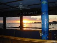 Sunset at Bar